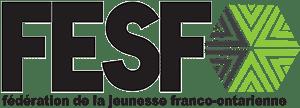 Logo La fédération de la jeunesse franco-ontarienne